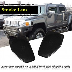 Hummer H3 Seiten Blinkleuchten Side marker smoke