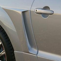 Für Ford Mustang 2005 - 2009 Seiten Scoops Seitenwand side 05 - 09